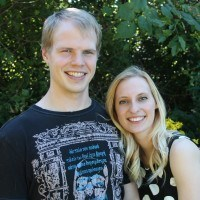 Jacob Elichmann and wife