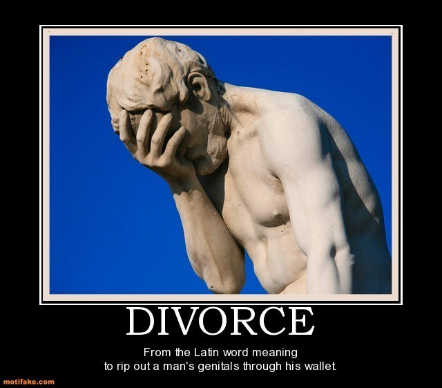 My Wife Wants Divorce