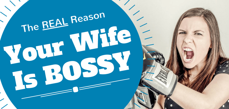 How do you handle bossy partner